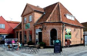 Cafe Sejd's kaffe og te kommer fra Østersøens perle
